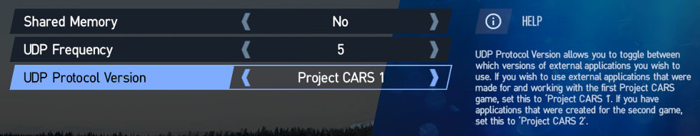 SRT | Sim Racing Telemetry: Project Cars 2 Help Page